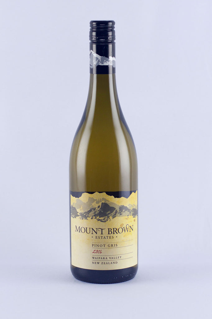 Mount Brown 2016 Pinot Gris