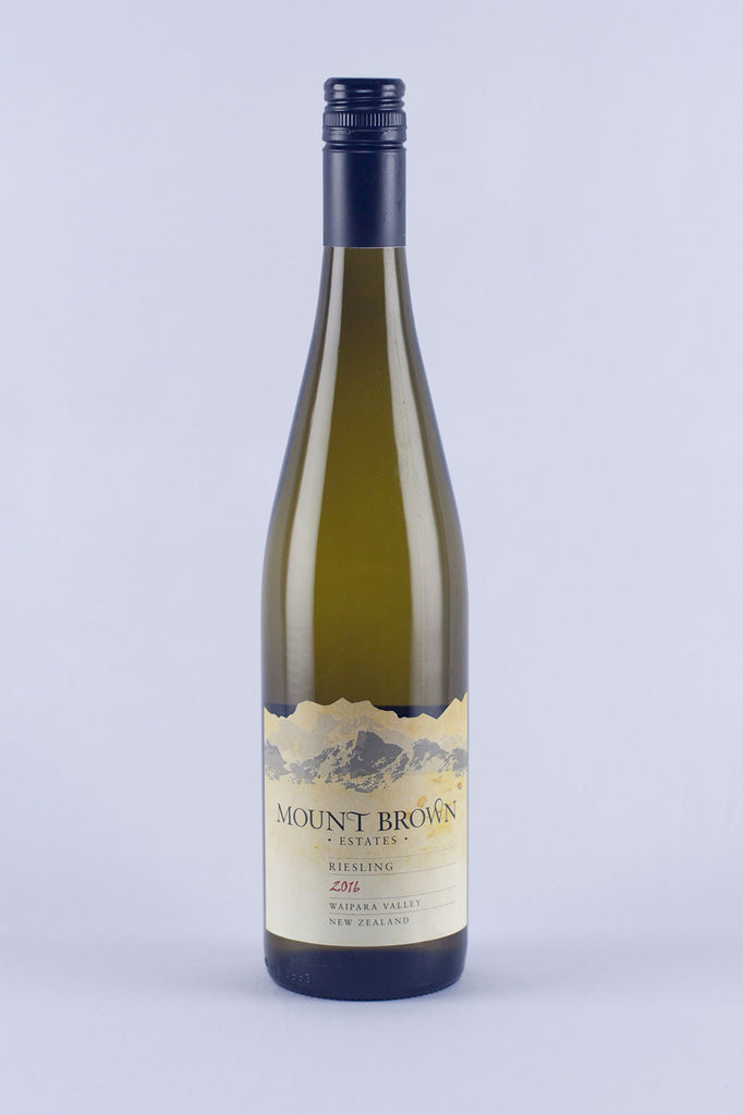 Mount Brown 2016 Riesling