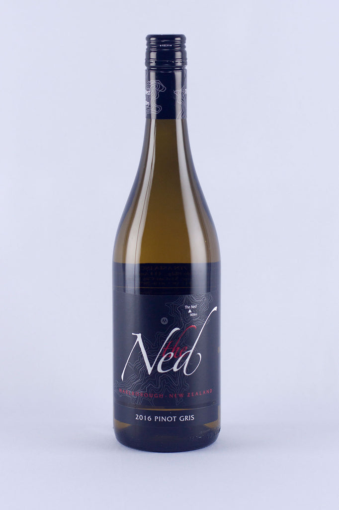 The NED 2016 Pinot Gris