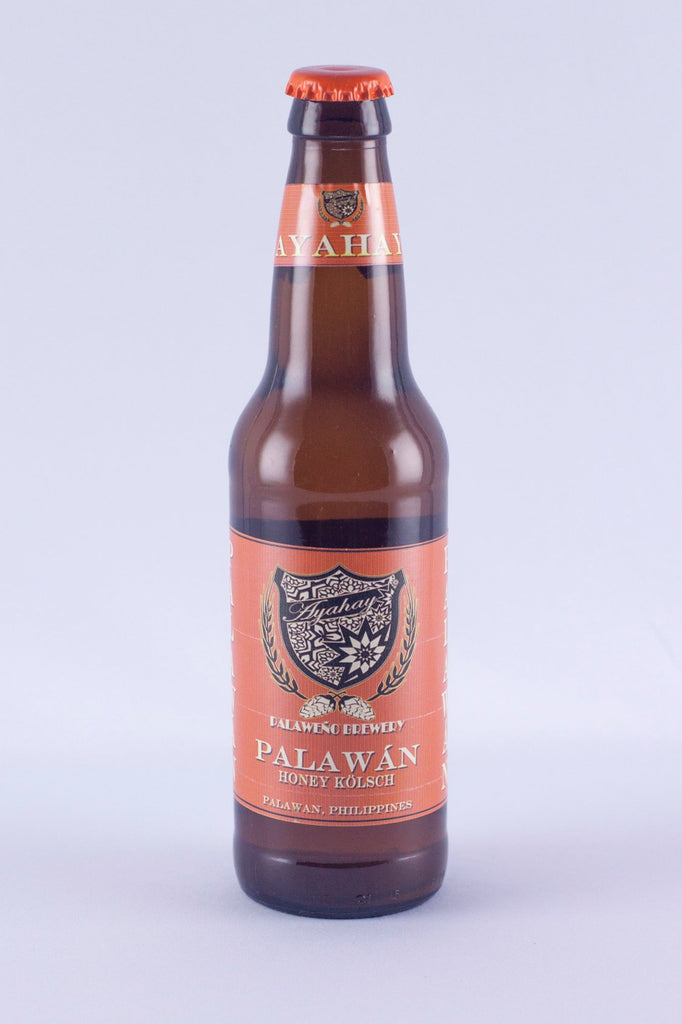 Palaweno Brewery Palaw'an Honey Kolsch
