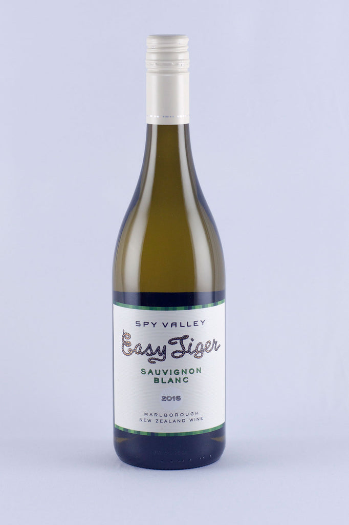 Spy Valley 2016 Easy Tiger Sauvignon Blanc