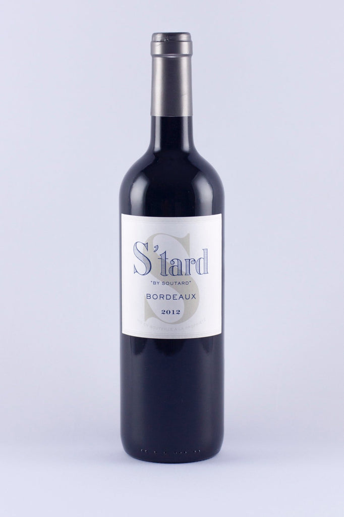 2012 S'tard by Soutard Bordeaux