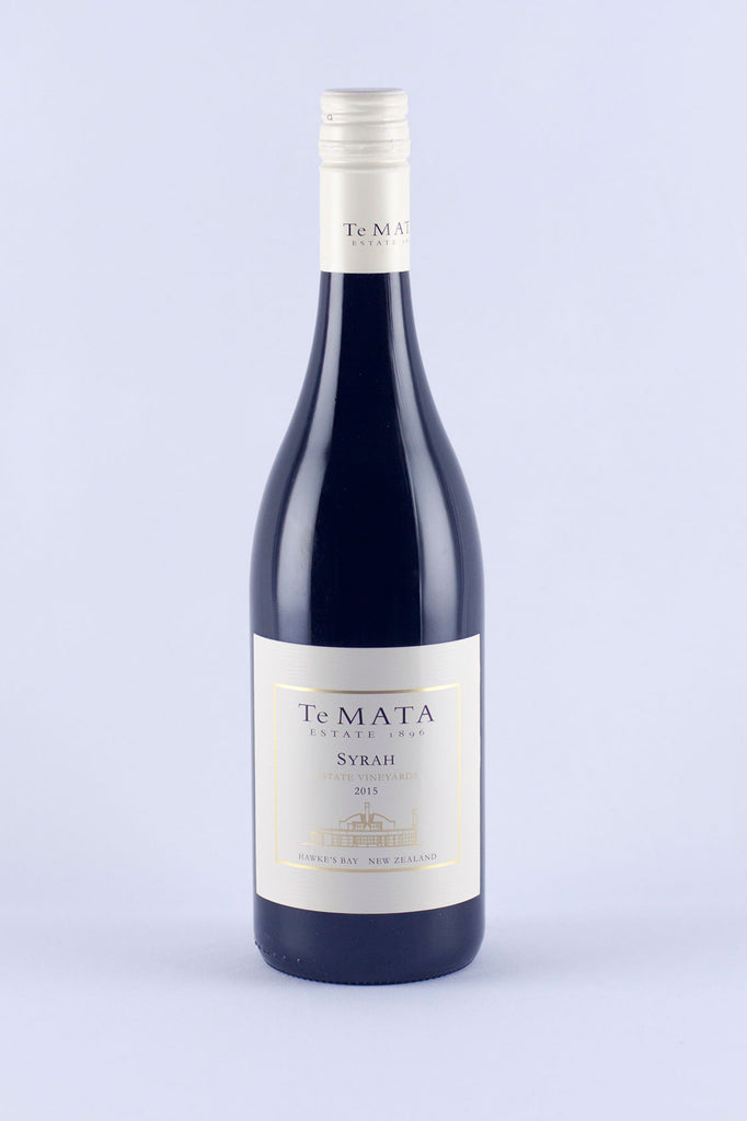 Te Mata Estate Vineyards 2015 Syrah