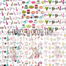 Kawaii Fabrics - 6 differenr styles to choose from.
