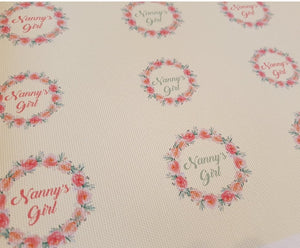 Nanny's Girls Fabric