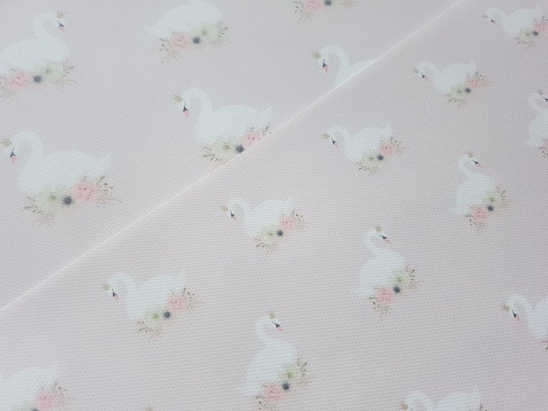 Swan Princess Bow Fabric