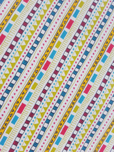 Summer Aztec Theme Bow Fabric - (3 to choose from)