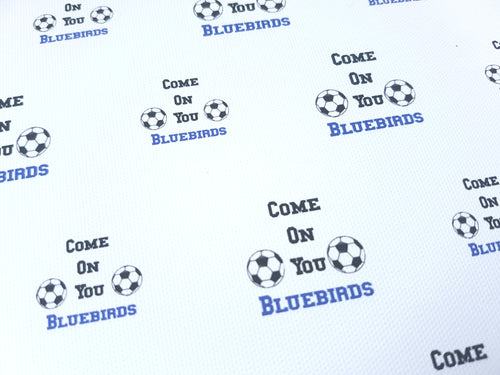 Come on You Bluebirds (Cardiff)