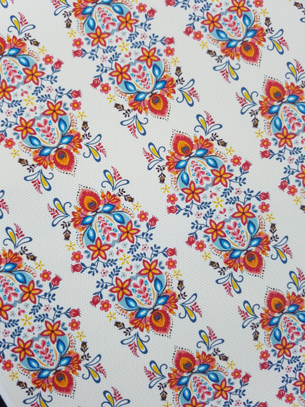 Folk Flower Pattern