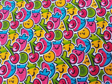 Summer fruits Printed fabric