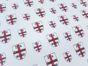 It's Coming Home England Fabric