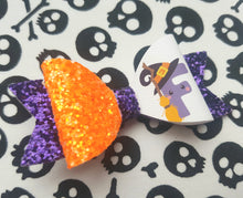 Halloween Alphabet Fabric