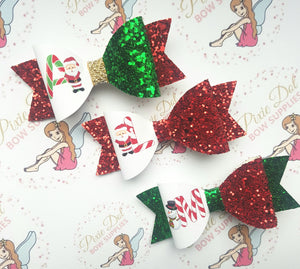 Christmas Alphabet Fabric