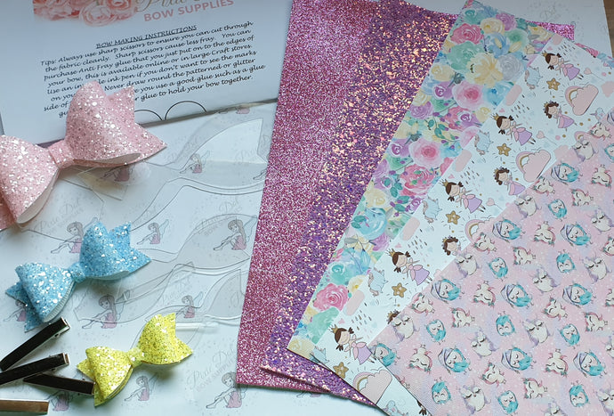 Pixie Dottie Bow Making Starter Kit