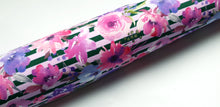 Pink and purple Watercolour fabrics 421 (4 to choose from)