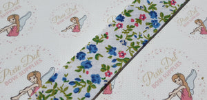 20mm Floral Bias Binding metre lengths