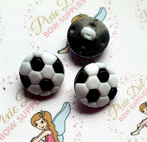 Mini football buttons