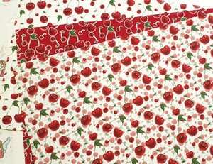 Cherry Fabric (3 to choose from)