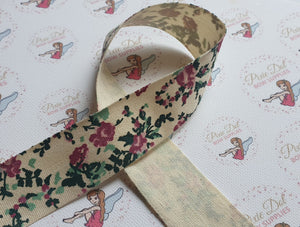 25mm Cotton Ribbon