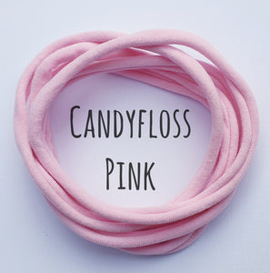 Candyfloss Pink Dainties