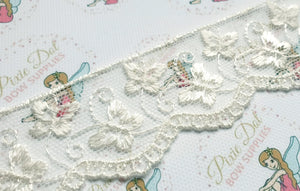 Butterfly Lace trim 35mm