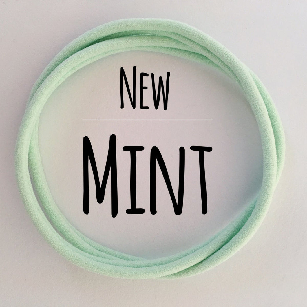 Mint Dainties