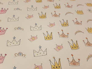 Crown Fabric