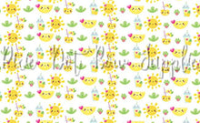 A4 Pineapple Fabric