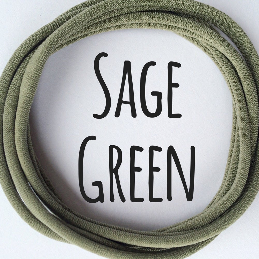 Sage Green Dainties