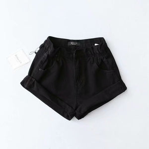 SERA DENIM SHORTS