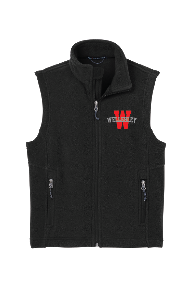 WELLESLEY FLEECE VEST