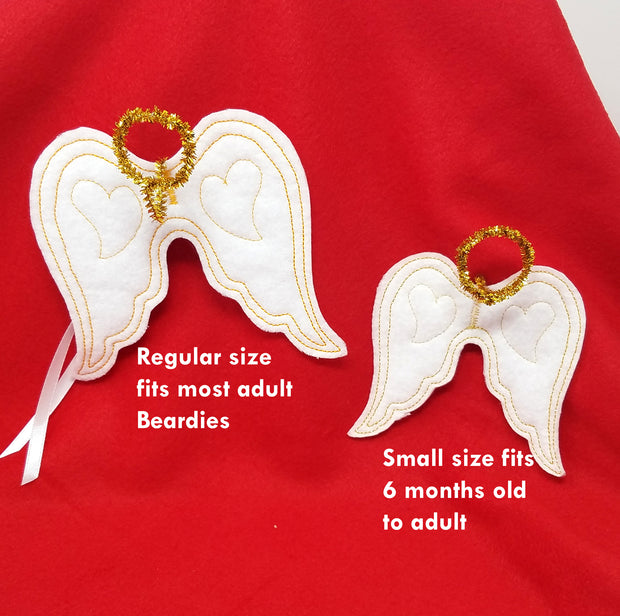 Angel Wings & Halo  -  Limited Quantities