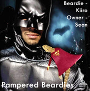 Super Hero Capes: 2 sizes with 6 heroes