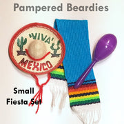 Mexican Fiesta Costume, 3 sizes