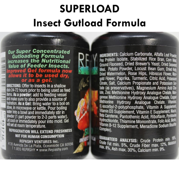 Repashy Superfoods, 4 varieties, 3 oz each