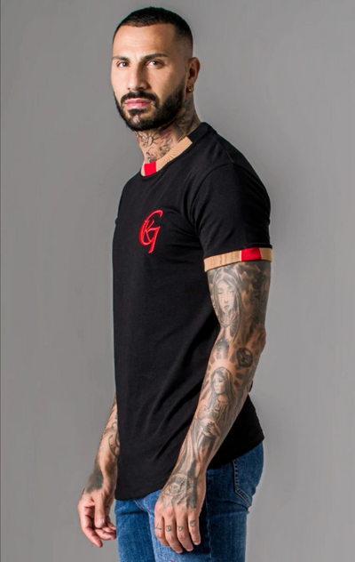 Gianni Kavanagh /  T-Shirt Old School Black