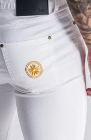 Gianni Kavanagh / Jeans Golden Circle White