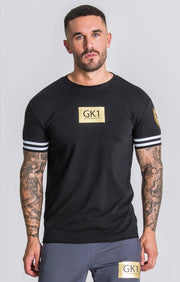 Gianni Kavanagh / T-Shirt Black Stripe GK1