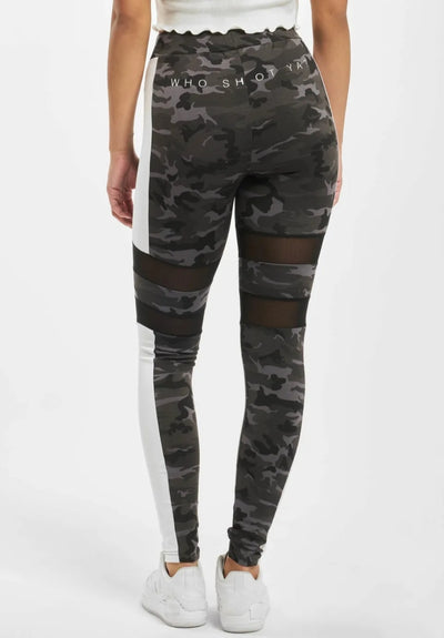 Who Shot Ya? / Leggings Camo