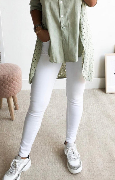 Be'lieve / Jeans White