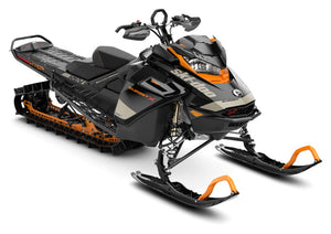 Book Guides and Snowmobiles - 2020 Ski-Doo Backcountry Expert