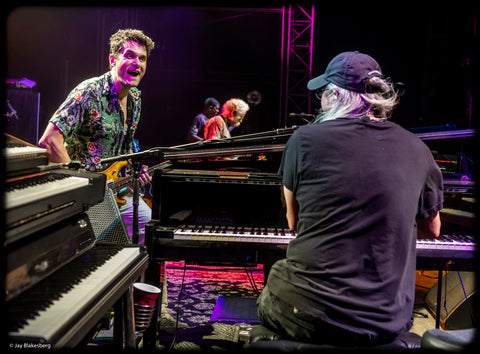 John Mayer & Jeff Chimenti
