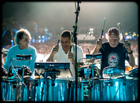 Mickey Hart, Oteil Burbridge & Bill Kreutzmann