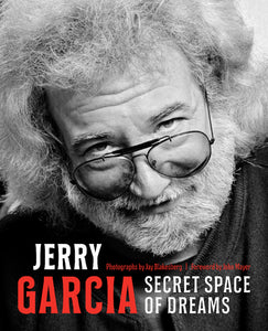 Jerry Garcia - Secret Space of Dreams
