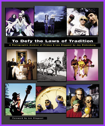 To Defy the Laws of Tradition - Book Cover