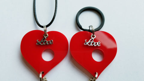 "Accessory ""LOVE"" Charm"