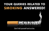YOUR QUERIES RELATED TO SMOKING ANSWERED!