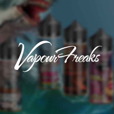 Vapour Freaks E liquid