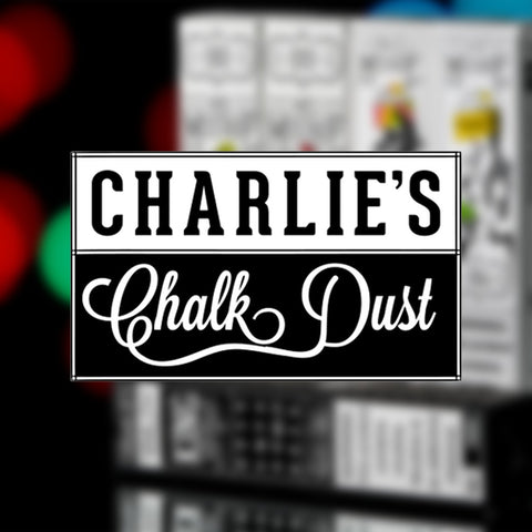 Charlie Chalk Dust E liquid