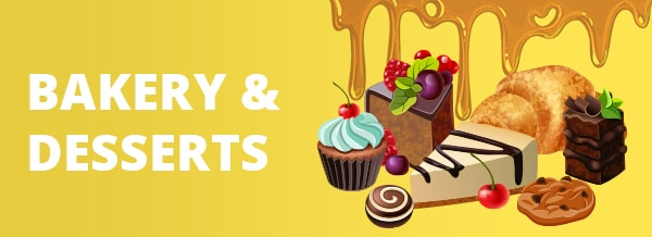 bakery and desserts